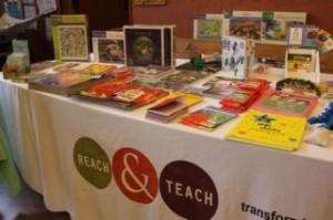 reach and teach booth
