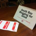 South Bay Blogging for Good