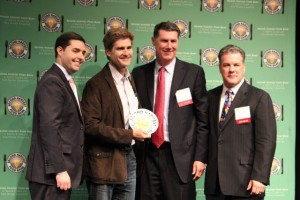 jed-york-carl-guardino-bj-jenkins-dan-campbell-second-harvest-food-bank-make-hunger-history-awards
