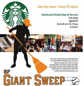 Giant Sweep Event
