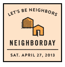 Neighborday 2013
