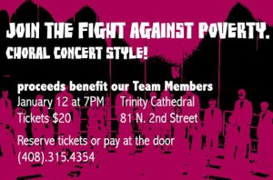 Concert to Fight Poverty