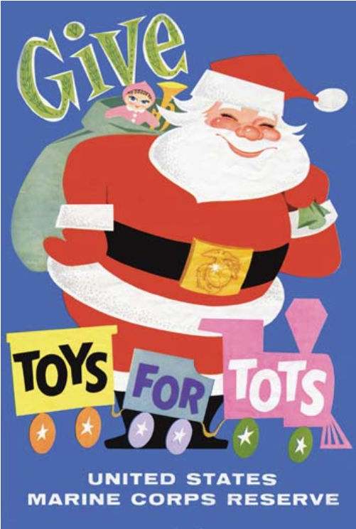 Toys For Tots Merchandise : Good neighbor stories neighbors helping in