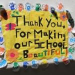Pomeroy Poster Thanking Volunteers.