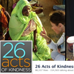 26 Acts of Kindness Campaign Goes Viral